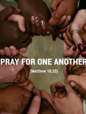 Prayer For One Another